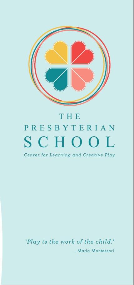 Preschool Brochure cover