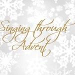 Singing through Advent graphic sermon B 2