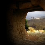 Empty Tomb view